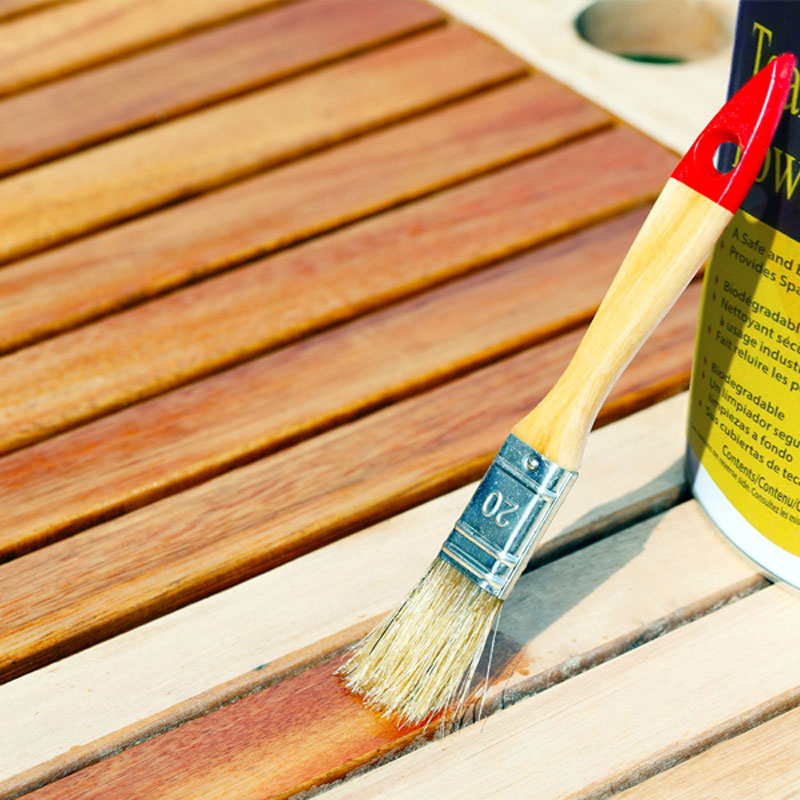 Teak Oil Sealer Products